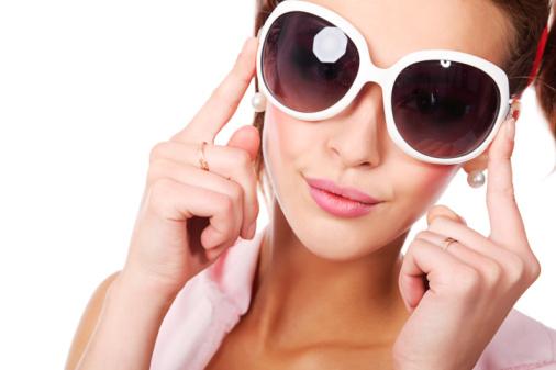 النظارة الشمسية