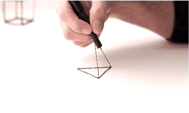 قلم يرسم 3D
