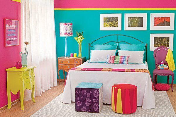 الأصفر زيادة التركيز How To Decorate Your Room Without