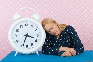 النساء تحتاج لمعدلات نوم اكثر من الرجل