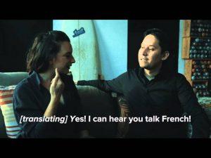 سماعات مترجمة تساعدك للتحدث مع اي لغة اجنبيه