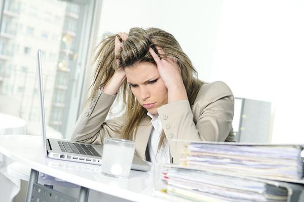 التوتر والإجهاد