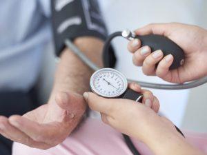 هبوط ضغط الدم