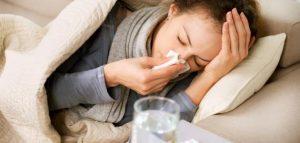 علاج الصداع والزكام