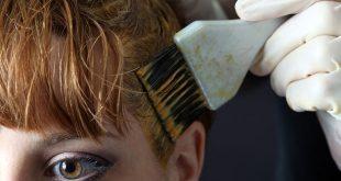 إزالة صبغة الشعر من الجلد بطرق مجربة