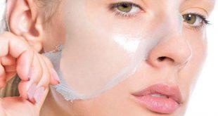 التخلص من الجلد الميت بالوجه
