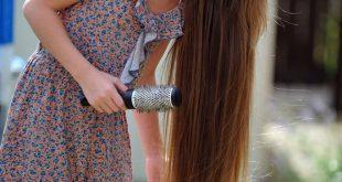 تطويل شعر الأطفال بوصفات طبيعية