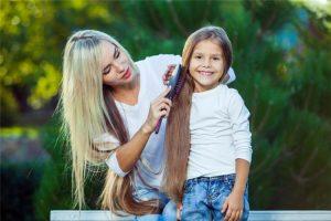 تطويل شعر الأطفال بوصفات مجربة
